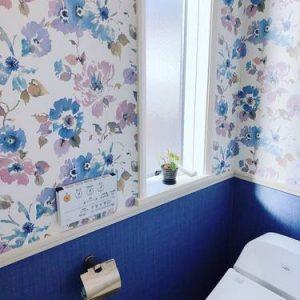 自分らしさを楽しむトイレのインテリア