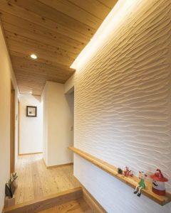安心の自然素材でできた塗り壁