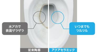 最新トイレで掃除よ、サヨウナラ!